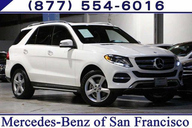 2016 Mercedes-Benz GLE GLE 350 4MATIC AWD GLE 350