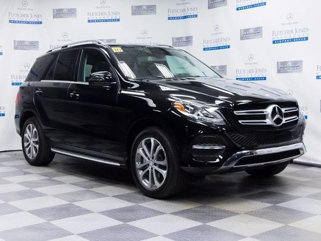 2016 mercedes benz gle gle 350 4matic awd gle 350 4matic 4dr suv for sale in newport beach. Black Bedroom Furniture Sets. Home Design Ideas