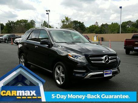 2016 mercedes benz gle gle 350 4matic awd gle 350 4matic for Mercedes benz suv carmax