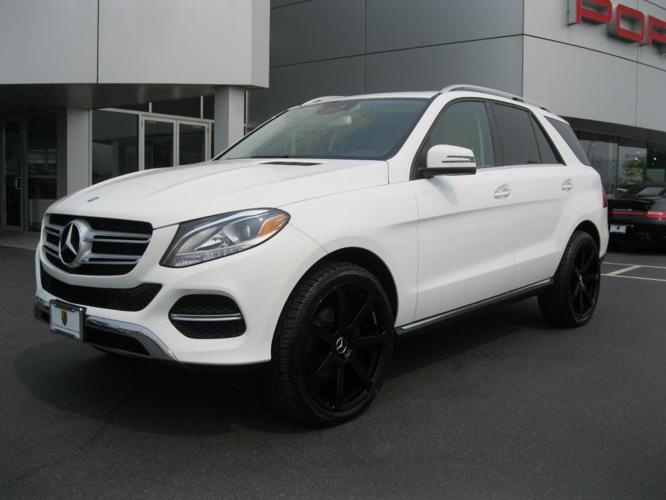2016 mercedes benz gle gle 350 4matic awd gle 350 4matic for Mercedes benz washington