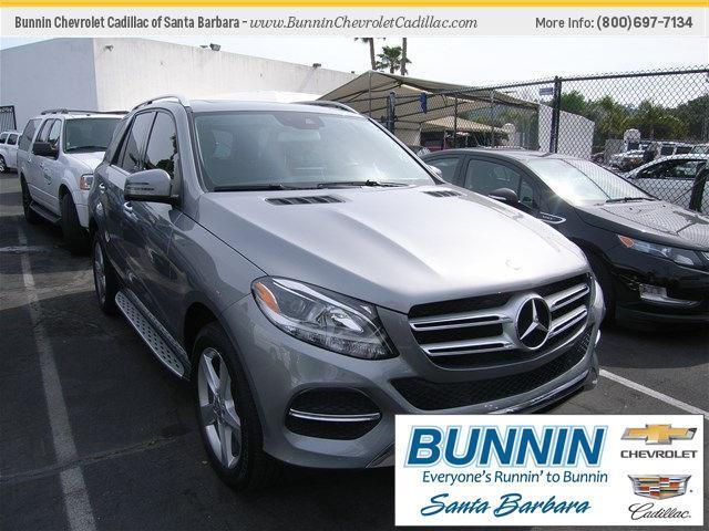 2016 mercedes benz gle gle 350 gle 350 4dr suv for sale in for Oxnard mercedes benz used cars