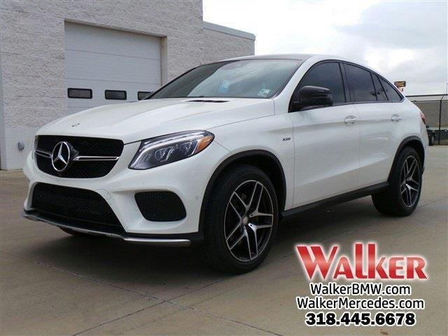 2016 mercedes benz gle gle 450 amg awd gle 450 amg coupe for Mercedes benz gle 450 4matic