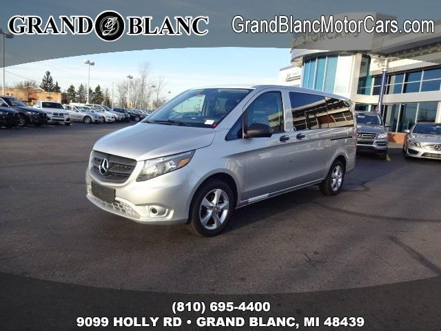 2016 mercedes benz metris passenger passenger 4dr mini van for sale in grand blanc michigan. Black Bedroom Furniture Sets. Home Design Ideas
