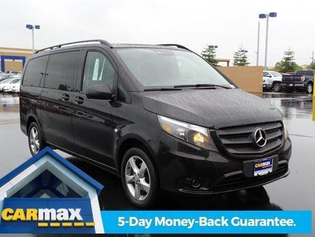 2016 mercedes benz metris passenger passenger 4dr mini van for sale in sacramento california. Black Bedroom Furniture Sets. Home Design Ideas