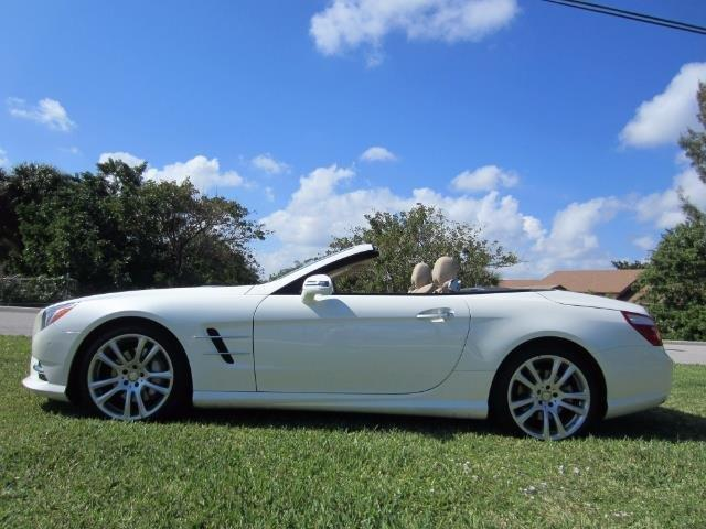 2016 mercedes benz sl class sl 400 sl 400 2dr convertible for Mercedes benz delray beach