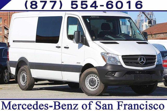 2016 Mercedes-Benz Sprinter 2500 144 WB 4x2 2500 144 WB