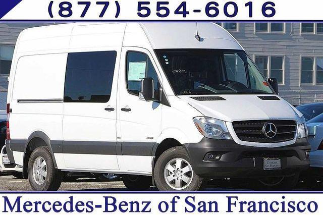 2016 Mercedes-Benz Sprinter 2500 144 WB 4x2 2500 144 WB