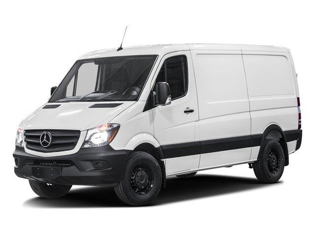 2016 Mercedes-Benz Sprinter Cargo 2500 144 WB 4x2 2500