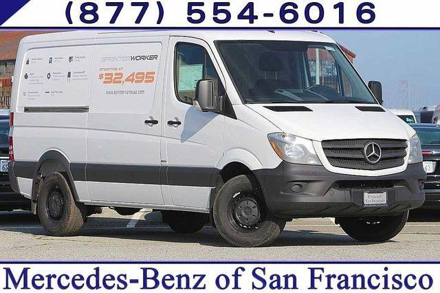 2016 mercedes benz sprinter cargo 2500 144 wb 4x2 2500 144 wb 3dr cargo van for sale in san. Black Bedroom Furniture Sets. Home Design Ideas