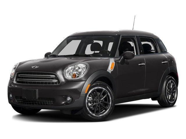 2016 MINI Countryman Cooper S ALL4 AWD Cooper S ALL4