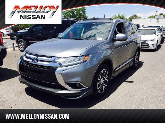 2016 mitsubishi outlander gt awd gt 4dr suv for sale in. Black Bedroom Furniture Sets. Home Design Ideas