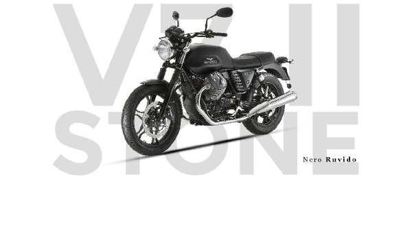 2016 Moto Guzzi V7 Ii Stone For Sale In San Antonio Texas