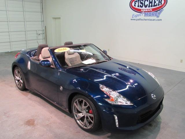 2016 Nissan 370Z Roadster Roadster 2dr Convertible