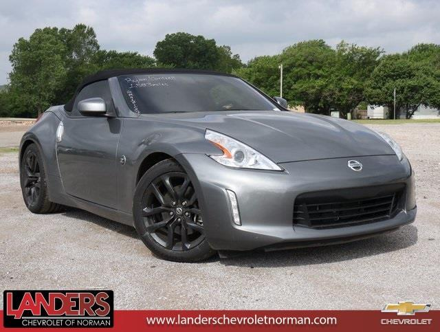 2016 nissan 370z roadster roadster 2dr convertible for sale in norman oklahoma classified. Black Bedroom Furniture Sets. Home Design Ideas