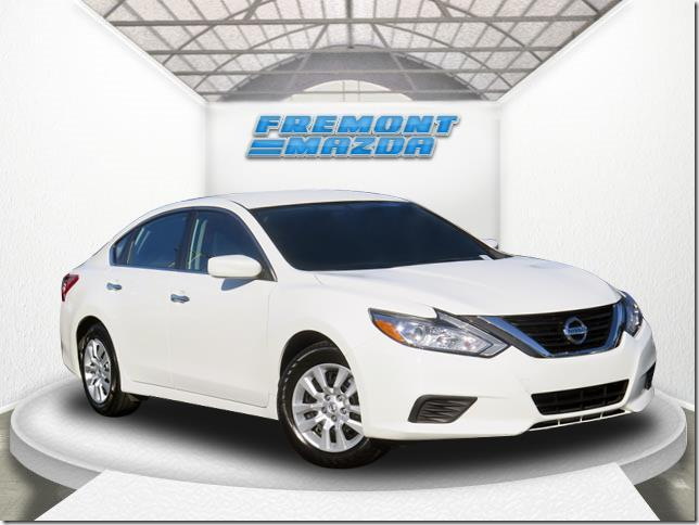 2016 Nissan Altima 2.5 2.5 4dr Sedan