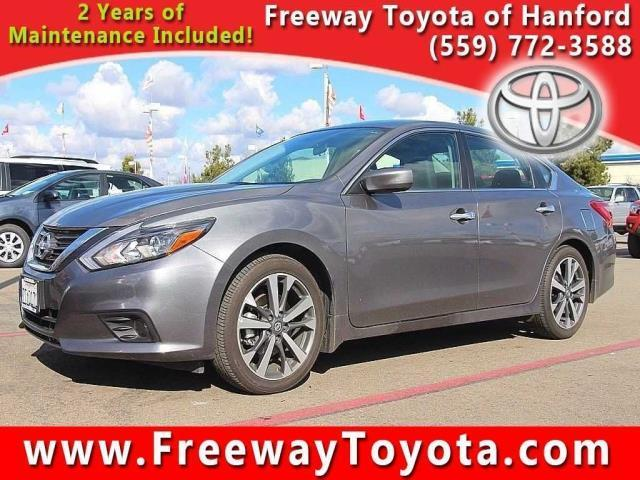 2016 nissan altima 2 5 sr 2 5 sr 4dr sedan for sale in hanford california classified. Black Bedroom Furniture Sets. Home Design Ideas