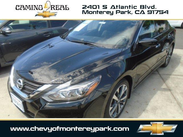 2016 nissan altima 2 5 sr 2 5 sr 4dr sedan for sale in monterey park california classified. Black Bedroom Furniture Sets. Home Design Ideas