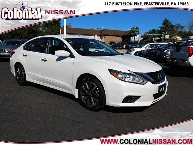 2016 nissan altima 2 5 sv 2 5 sv 4dr sedan for sale in langhorne pennsylvania classified. Black Bedroom Furniture Sets. Home Design Ideas