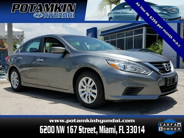2016 nissan altima 2 5 sv 2 5 sv 4dr sedan for sale in hialeah florida classified. Black Bedroom Furniture Sets. Home Design Ideas