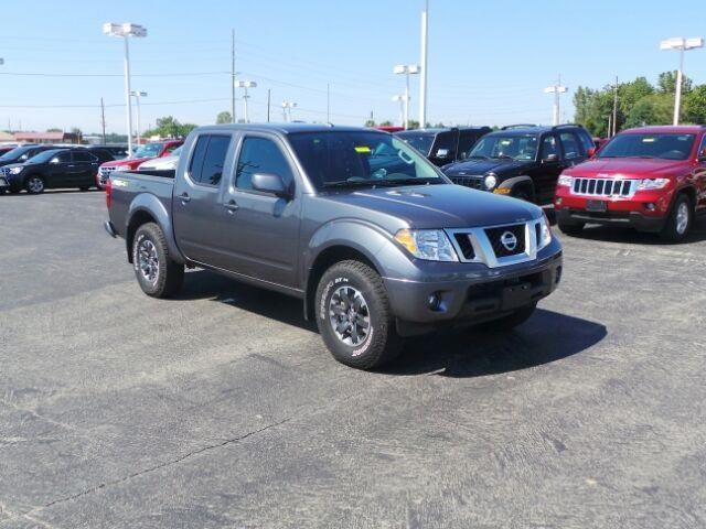 2016 nissan frontier pro 4x 4x4 pro 4x 4dr crew cab 5 ft sb pickup 5a for sale in dexter. Black Bedroom Furniture Sets. Home Design Ideas