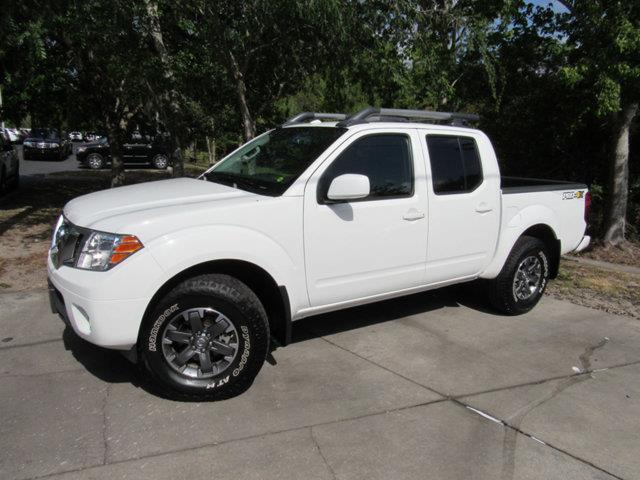 2016 nissan frontier pro 4x 4x4 pro 4x 4dr crew cab 5 ft sb pickup 5a for sale in gainesville. Black Bedroom Furniture Sets. Home Design Ideas