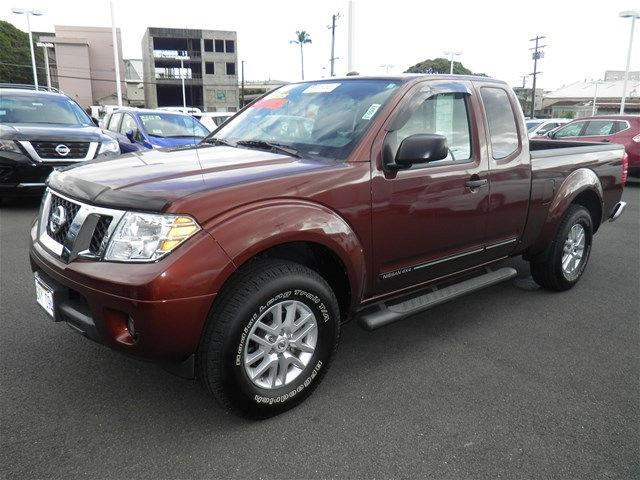 2016 nissan frontier pro 4x 4x4 pro 4x 4dr king cab 6 1 ft sb pickup 5a for sale in honolulu. Black Bedroom Furniture Sets. Home Design Ideas