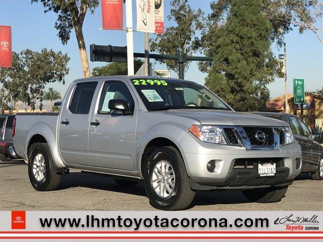 2016 Nissan Frontier S 4x2 S 4dr Crew Cab 5 ft. SB