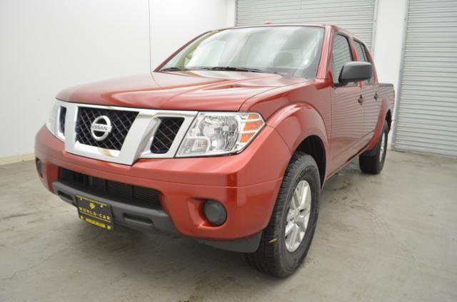 2016 nissan frontier s 4x2 s 4dr crew cab 5 ft sb pickup 5a for sale in balcones heights texas. Black Bedroom Furniture Sets. Home Design Ideas