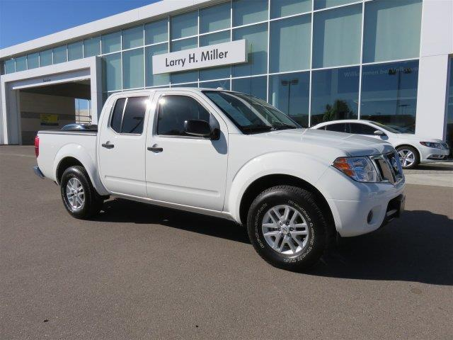 2016 nissan frontier s 4x2 s 4dr crew cab 5 ft sb pickup 5a for sale in tucson arizona. Black Bedroom Furniture Sets. Home Design Ideas