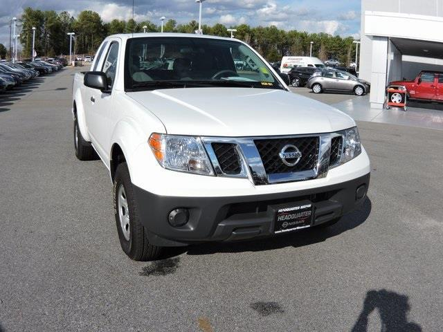 2016 Nissan Frontier S 4x2 S 4dr King Cab 6.1 ft. SB