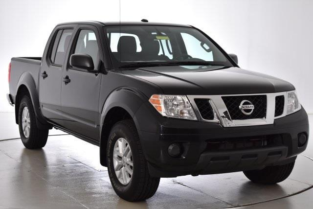2016 Nissan Frontier S 4x4 S 4dr Crew Cab 5 ft. SB
