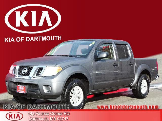 a93000d27c 2016 Nissan Frontier SV 4x4 SV 4dr Crew Cab 5 ft. SB Pickup 5A for ...
