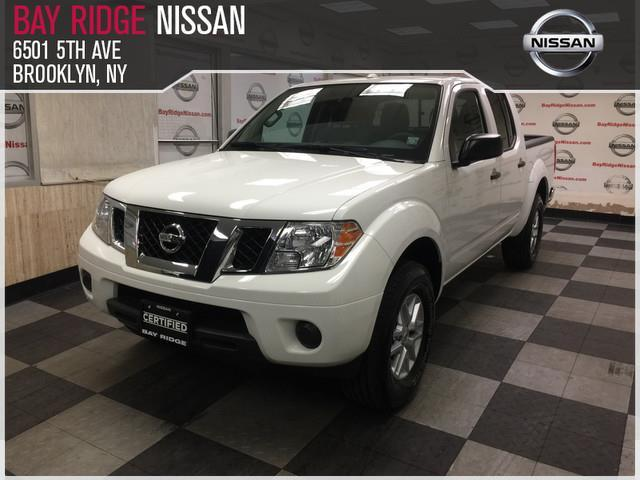 2016 Nissan Frontier SV 4x4 SV 4dr Crew Cab 5 ft. SB