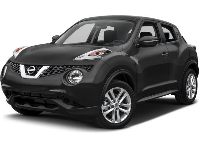2016 Nissan JUKE S AWD S 4dr Crossover