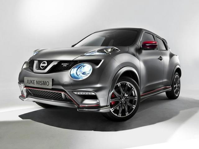 2016 Nissan JUKE S S 4dr Crossover