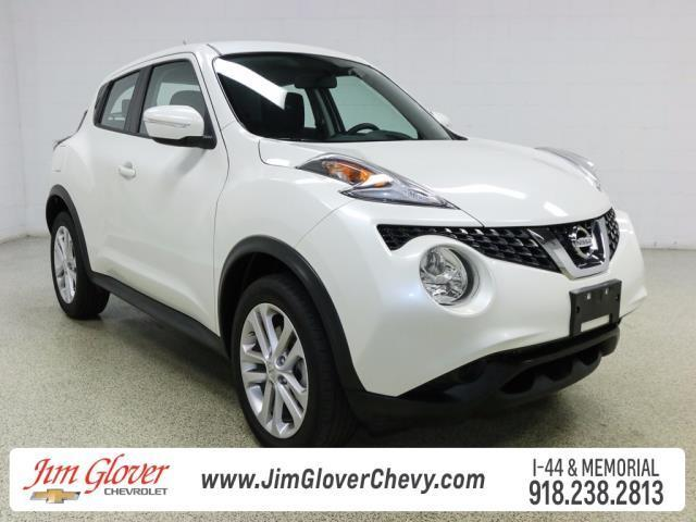 2016 Nissan Juke S S 4dr Crossover For Sale In Tulsa