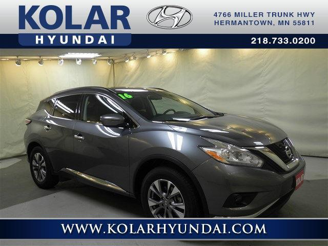 2016 nissan murano s awd s 4dr suv for sale in duluth. Black Bedroom Furniture Sets. Home Design Ideas
