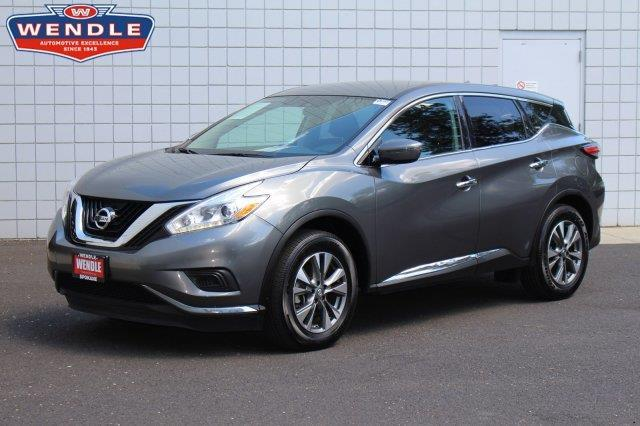 2016 Nissan Murano S AWD S 4dr SUV