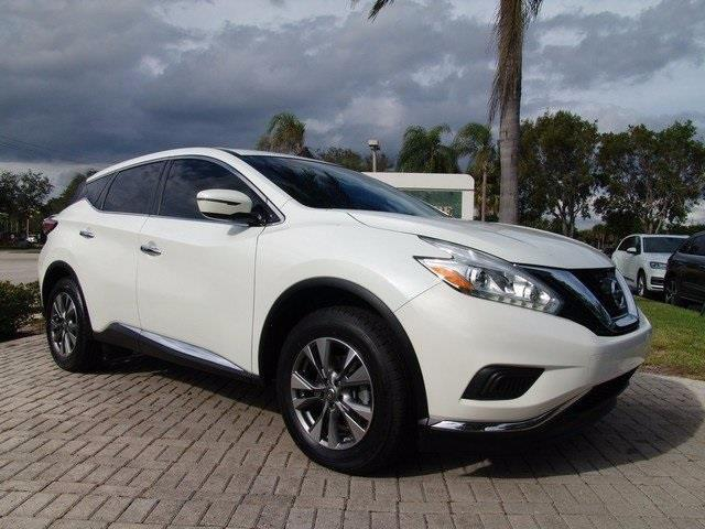 2016 Nissan Murano S S 4dr SUV