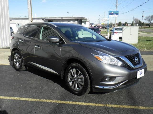 2016 nissan murano sl awd sl 4dr suv for sale in peru illinois classified. Black Bedroom Furniture Sets. Home Design Ideas