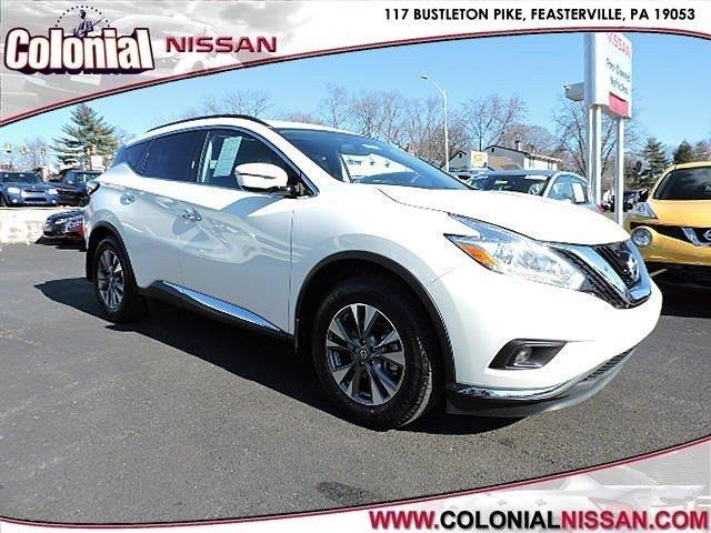 2016 nissan murano sv awd sv 4dr suv for sale in langhorne pennsylvania classified. Black Bedroom Furniture Sets. Home Design Ideas