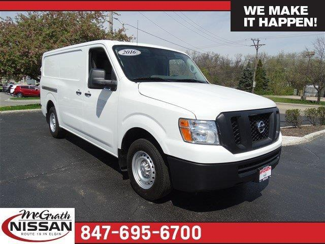 2016 nissan nv cargo 1500 s 1500 s 3dr cargo van for sale in elgin illinois classified. Black Bedroom Furniture Sets. Home Design Ideas