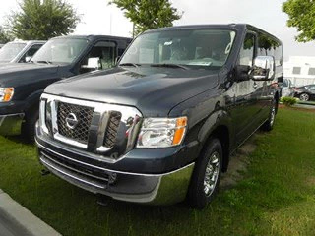Nissan Nv 3500 For Sale >> 2016 Nissan NV Passenger 3500 HD S 3500 HD S 3dr Passenger ...