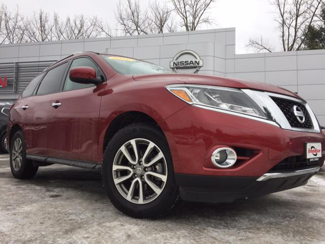 2016 Nissan Pathfinder S 4x4 S 4dr Suv For Sale In Barre