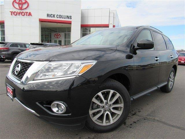 2016 nissan pathfinder s 4x4 s 4dr suv for sale in sioux city iowa classified. Black Bedroom Furniture Sets. Home Design Ideas