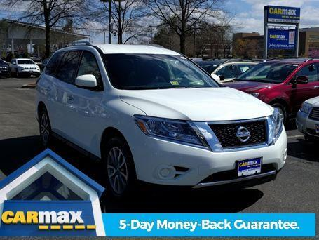 2016 Nissan Pathfinder S S 4dr Suv For Sale In Glen Allen
