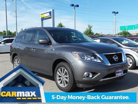 2016 nissan pathfinder sv 4x4 sv 4dr suv for sale in saint. Black Bedroom Furniture Sets. Home Design Ideas