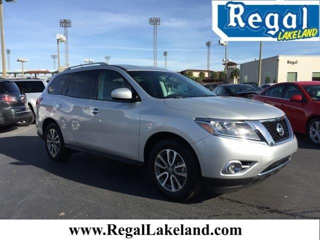 2016 nissan pathfinder sv sv 4dr suv for sale in lakeland. Black Bedroom Furniture Sets. Home Design Ideas