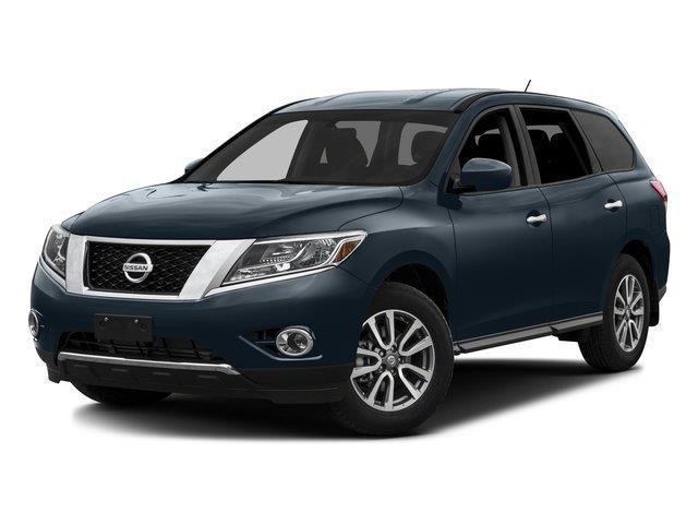 2016 Nissan Pathfinder SV SV 4dr SUV