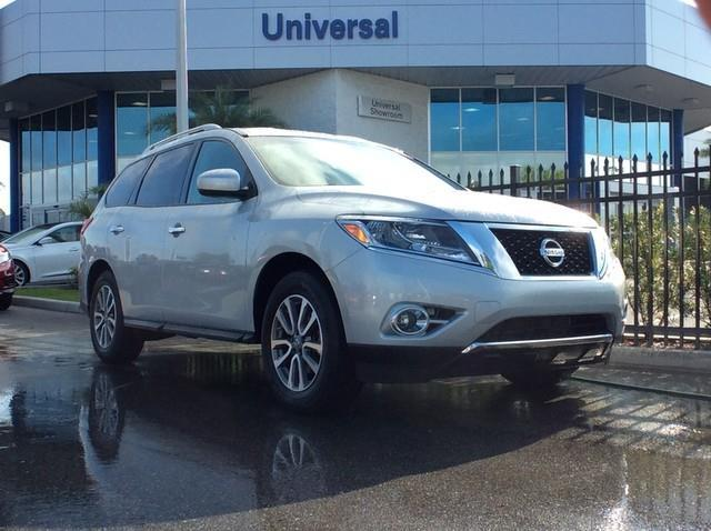 2016 nissan pathfinder sv sv 4dr suv for sale in orlando. Black Bedroom Furniture Sets. Home Design Ideas